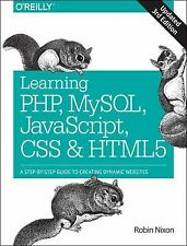 Learning PHP, MySQL, JavaScript, CSS & HTML5: A Step-by-Step Guide to Creating D