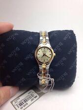 Bulova 98L137 Two-Tone Bracelet Champagne Dial Women's Watch-R1A