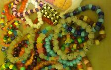 50 Mystery Kandi Bracelet Singles, EDM - ESCAPE - EDC - RAVE - PLUR - FESTIVAL