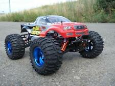 New Remote Control 1:10 4WD Off-Road Monster Mad Truck w/ESC RTR RC w/Battery