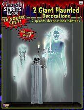 Haunted House Decor  Ghostly Spirits  Halloween Scene Decor Setter