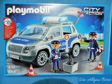 Playmobil 9053 Polizeiauto Van Sonderedition Police City Action RC Neu MISB  OVP