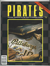 1990 PITTSBURGH PIRATES OFFICIAL YEARBOOK