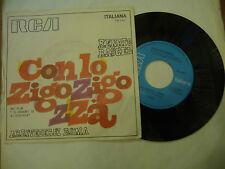 "RENATO RASCEL""CON LO ZIGO ZIGO ZZA-disco 45 giri RCA 1976""  OST"