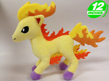 Pokemon Inspired Ponyta Plush Doll