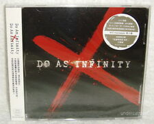 J-POP Do As Infinity X 2012 Taiwan CD+DVD