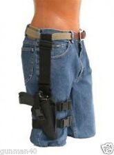 "Tactical gun holster for Desert Eagle 40 S&W .45 ACP,9mm  With 3.5."" Barrel (RH)"