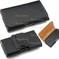HQ PU Leather Case Cover Pouch Bag With Belt Clip Samsung Galaxy S3 SIII i9300