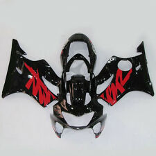 Red Black Injection ABS Fairing Fit For Honda CBR600F4 CBR 600 F4 1999 2000 5A