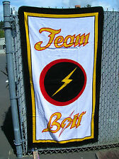 team lightning bolt gerry lopez towel surfing surfboard 1970s new surfer surf