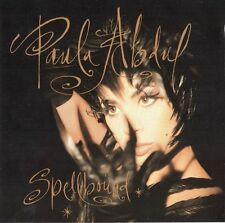 Spellbound by Paula Abdul CD, 1991, Virgin Records America Very Good