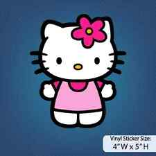 Hello Kitty / Version A / Animation / Cartoons / Icons / Decal / Stickers