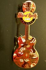 HRC Hard Rock Cafe Cologne Köln Chocolate Guitar SG Gibson LE250