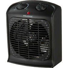 Electric Space Heater Portable Electric Fan Thermostat Home Heating Indoor NEW