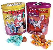 Oor Wullie Scottish Butter Fudge Limited Edition Christmas Tin - By Gardiners