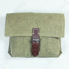WW2 RUSSIAN FRAG GRENADE POUCH - Repro Military Belt Pouch Canvas Bag Belt Loops
