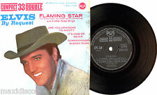 "7"" EP - Elvis Presley With The Jordanaires - Elvis By Request (ORIG. SPAIN EDIT)"