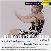 Baden- South West German Radio Symphony Orchestra : Les Ballets Russes Vol 2 CD