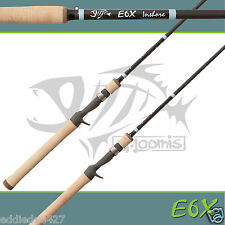 "G Loomis E6X Inshore Casting Rod E6X 843C F 7'0"" Medium Heavy 1pc"