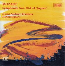 "MOZART Symphonies Nos. 28 - 41 ""Jupiter"" CD - New"