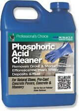 Miracle Sealants Phosphoric Acid Cleaner 946ml - Acidic Tile & Stone Cleaner