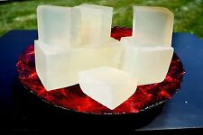 ULTRA CLEAR TRANSPARENT ORGANIC GLYCERIN MELT & POUR SOAP BASE 100% PURE 25 LB
