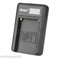 Camera battery charger & USB cable Samsung ST30 ST60 ST70 ST71 ST80 ST90 ST95