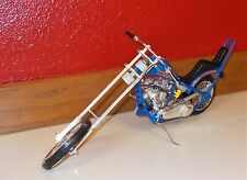 REVELL 1/8  Motorcycle  Harley-Davidson Freedom Chopper BUILT READY FOR DISPLAY!