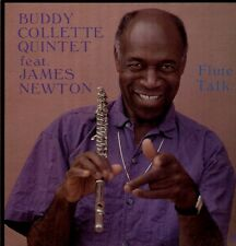 Collette Buddy with James Newton, Flute Talk - rare Soul Note LP