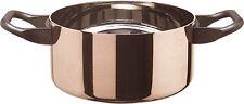 Alessi Officina - 90101/24 La Cintura di Orione Casserole 18/10 S/S & copper