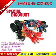 Z3X Box For Samsung with cables z3x box Samsung Full Sam-PRO Activation