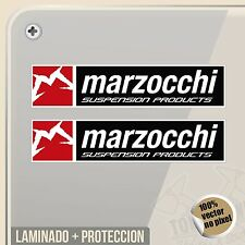 PEGATINA KIT MARZOCCHI SUSPENSION HORI. BIKE DECAL STICKER AUFKLEBER AUTOCOLLANT