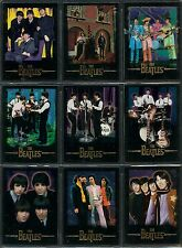 THE BEATLES - A COMPLETE ORIGINAL 1996 SPORTS TIME 100 TRADE CARD SET