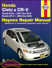 HONDA CIVIC SHOP MANUAL SERVICE REPAIR BOOK HAYNES WORKSHOP GUIDE CHILTON