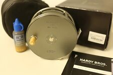 Hardy Wide Spool Perfect 4 1/4 Reel Made in UK Free $100 Line Free Fast Shipping