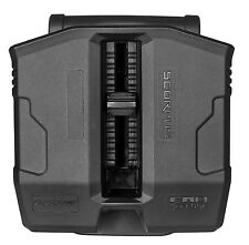 PG.45 Fab Defense Green Double Magazine Pouch for Glock (.45 cal) 21, 30, 36, 41