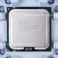 Lot of 10 pcs Intel Pentium D 945 SL9QB SL9QQ CPU 800/3.4 GHz LGA775 100% OK