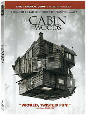 Cabin in the Woods (2012, DVD NIEUW) WS