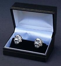 Chimp Pewter Cufflinks Boxed Pewter Gift Cuff Links FREE UK POST