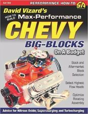 How to Build Max-Performance Chevy Big Blocks ENGINES GM WORKSHOP REPAIR MANUAL