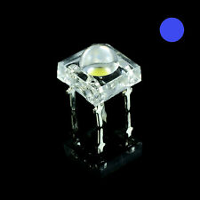 10 x PIRANHA Blu 5mm Lampadina LED Super Flux