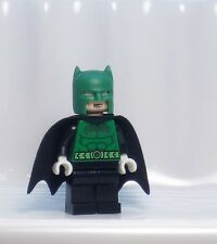 A992 Lego CUSTOM PRINTED GREEN LANTERN INSPIRED BATMAN MINIFIG Superhero Robin