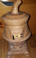 Vintage Wood Stove Cookie Jar, Twin-Winton Design, Country Kitchen, Kitchen Deco