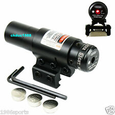 Hunting 650nm Red Dot Laser Sight fit for Rifle Scope fit f/Airsoft Light #12