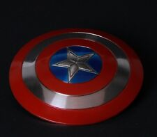 CUSTOM Hot Toys 1/6 Captain America & Steve Rogers Set Metal Shield Red#US