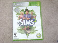 THE SIMS 3...XBOX 360...***SEALED***BRAND NEW***!!!!!