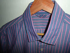 """VGC* BODEN London Men's Long Sleeve Button Cuff Shirt Size M MEDIUM 16"""""""
