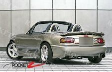 90-97 Mazda Miata MX5 Vader Style Rear Trunk Spoiler Wing CANADA USA Roadster