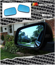 REPLACEMENT POLARIZED SIDE VIEW BLUE MIRRORS for Mitsubishi Evolution X EVO 10