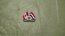 2005 - 60 Years Liberation of Netherlands by Canadian Forces Enamel Pin